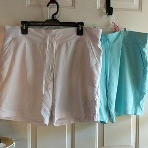 🔖2 pair of Danskin Now shorts